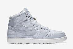 new style fb757 1234c Air Jordan 1 KO High OG  Pure Platinum Metallic Silver White Jordan 1