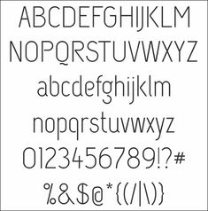 Capsuula /  無料で商用利用も可能な印象的な英字フォントいろいろ - GIGAZINE