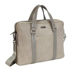 Nava Project: Moving Stripes Briefcase Dust, at 46% off!