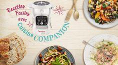 Spécial recettes Companion Spaghetti, Food, Robots, Recipes, Healthy Recipes, Cooking Recipes, Cooking, Essen, Robot