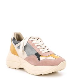 9817eb64748 Shop for Steve Madden Memory Leather Color Block Sneakers at Dillards.com.  Visit Dillards