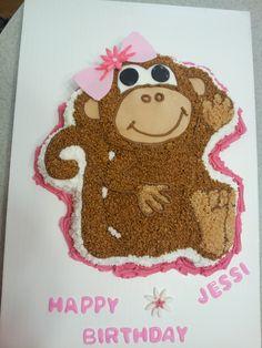 Girl Monkey!!