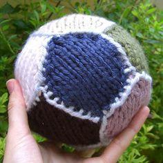 Free+Knitting+Pattern+-+Toys,+Dolls+&+Stuff+Animals:+Simple+Ball