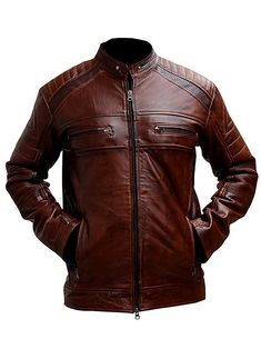 60 Best Leather Jackets For Men Amazon Images Leather Jackets