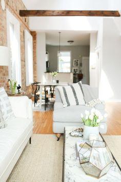 #livingroominspo #homesweethome #homedecor #theeverygirl
