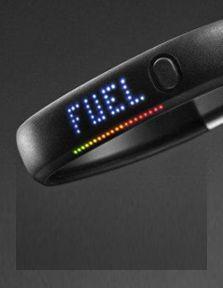Nike s'apprte  lancer le Fuelband, bracelet ultra-sophistiqu comptabilisant tous les efforts que chacun fait au quotidien.