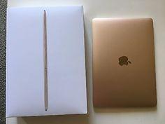 Apple MacBook 12'' 512 GB Gold Laptop - MLHF2LL/A (April 2016) (Latest Model)