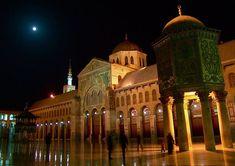 Omayyed Mosque (Damascus, Syria)