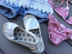 Espadrillas pois for kids - Summer Look - www.momeme.it