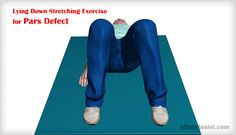Pars Defect-Stretching Exercise