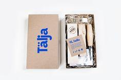 Lo zen e l'arte di intagliare un pezzo di legno dagli svedesi di Tälja, un kit da intaglio per alleviare lo stress