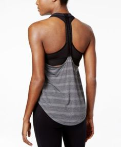 b0ec21b398ac35 Nike Elastika Elevate Dri-FIT Tank Top   Reviews - Tops - Women - Macy s