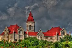 St. Edwards College in Austin, Texas