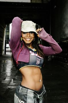 One of my most favorite pics of Janet.  Motivation