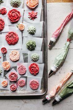 Rose Rose Cake - Molly Yeh Buttercream flowers rose rose cake — molly yeh 197 Source by frostingandfettuccine Slow Cooker Desserts, Pretty Cakes, Beautiful Cakes, Cake Recipes, Dessert Recipes, Rose Cake, Creative Cakes, Let Them Eat Cake, Cookie Decorating