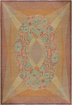 Perfect authentic vintage rugs and antique rugs from DLB New York. Vintage rugs are decorative heavy textiles that were created at least 30 years ago. French Art Deco, French Vintage, Vintage Rugs, Carpet Sale, Rugs On Carpet, Carpets, Art Deco Rugs, Dhurrie Rugs, Fabric Rug