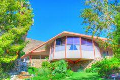 The House of Tomorrow. Bill Krisel design  for Bob and Helene Alexander.