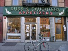 Russ & Daughters, 179 East Houston St. (East Village) | 44 Amazing NYC Places That Actually Still Exist
