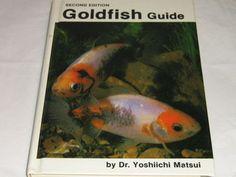 Pet Library Goldfish Guide - Matsui