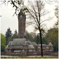 Jagdschloss St. Hubertus by H.P. Berlage built from 1915 till 1920.