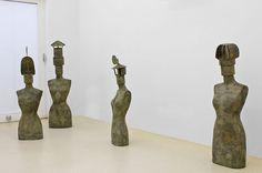 »Daniel Spoerri in Action« | Detail solo exhibition | 2008 |  Knokke