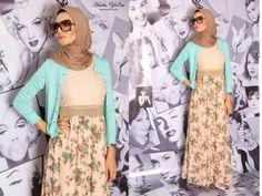 spring hijab trend