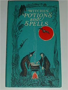 Witches' Potions and Spells: Amazon.co.uk: Kathryn Paulsen (ed): Books