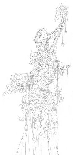 Rackham   Confrontation/Rag'Narok/Hybrid - Alchemists of Dirz   Edouard Guiton
