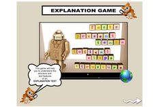 Have some fun and ensure your students understand how to write an Explanation Text. Explanation Writing, Text Types, Text Features, Future Classroom, Have Some Fun, School Stuff, Literacy, Texts, Students