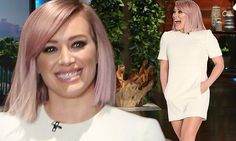 Hilary Duff gushes about her relationship with ex Mike Comrie on ...