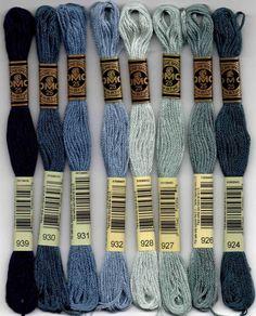 DMC 677 buttercream beige stranded floss embroidery thread brand new