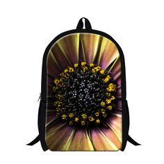 Top selling 3D flower priting girls school backpacks for teenagers,Schoolbag Backpack for women,fashion rose bagpack for teens
