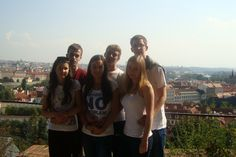 One day in Prague with my best friends (2014)