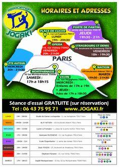 Saint Ouen, Map, Capoeira, Martial Arts, Location Map, Maps