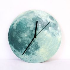 It's just a Wall Clock,you can see the clock with moonlight at night or in the dark