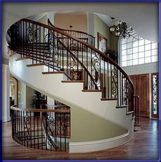 amazing stair case