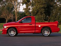 The Dodge Ram SRT-10 is a sport pickup truck that was produced by American automaker Dodge in limited numbers.