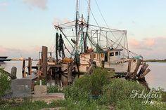 old boat ~ louisiana