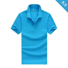 Men's Polo Shirts Clothing solid Tops short sleeve