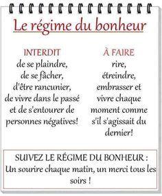Prescription pour le Bonheur... https://www.facebook.com/MadeInHumanity?fref=ts