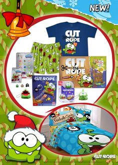 Have you started your holiday shopping? Make it an Om Nom season! Products are now available at select U.S. stores. Stay tuned for more posts over the coming weeks!