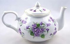 English afternoon teapot