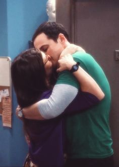 Warning spoilers! Shamy!! Finally - Sheldon and Amy