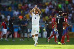 Costa Rica 0 - 0 England - Group D