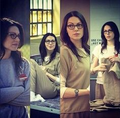 It's not my fault I always have a crush on a fictional character Alex Vause, Taylor Schilling, Laura Prepon, That 70s Show, Orange Is The New Black, Alex And Piper, Piper Chapman, Netflix Tv Shows, Lucky Star