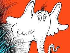 I got: Horton The Elephant!! Which Dr. Seuss Character Are You?