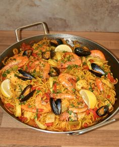 Other Recipes, Fish Recipes, Risotto, Healthy Dinner Recipes, Cooking Recipes, Pasta Maker, Tex Mex, Couscous, Seafood