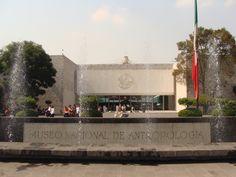 Great place to be: Museo Nacional de Antropologia @ Mexiko-Stadt, Mexiko