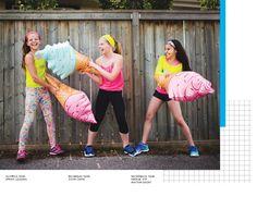 Triple Flip Back to School 2014 Lookbook