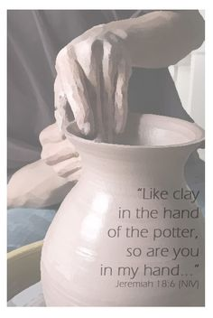 The Potters Hands